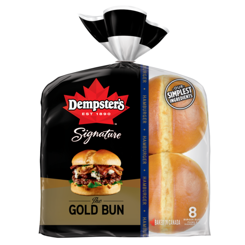 Dempsters Signature The Gold Bun
